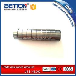 china distributor chrome steel ball bearings RLS8ZZ