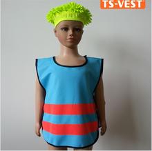 ความปลอดภัยเสื้อกั๊กเด็กเด็กเสื้อกั๊กรูปแบบถักและเสื้อแขนกุดเด็ก