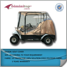 sun-shade golf cart storge cover manufacture china