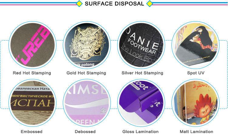 4 surface disposal