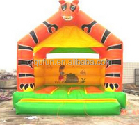 inflatable bouncy animal,inflatable bouncy house, bouncer house for sale B1699