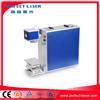 Hot Sale Portable Color Optical Fiber Laser Marking Machine For Metal