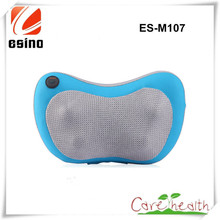 Heated Massage Pillow For Back Shouler Neck Leg, Kneading Massage Pillow For Home Car Use, Butterfly Leg Massage Pillow