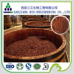 Sanjiang Bio provide 95% procyanidine raw material grape seec extract