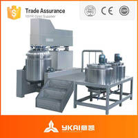 ZJR-350L vacuum equipment used for emulsion and blendering cream