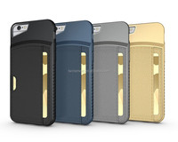 New arrivel mobile phones leather case for universal protective leather phone case