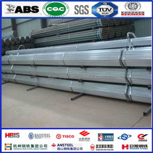 ASTM A106B Cold Drawn Structure Galvanized carbon seamless steel pipe