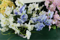 Artificial daffodil flower with good quality