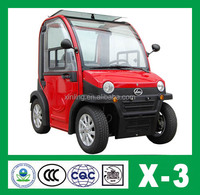 X-3 (Electric Auto)