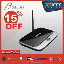 2015 Cheapest and Best Quad Core Internetional TV Box, Android Internet Stream TV Box, OTT TV 2GB RAM 8GB ROM with Bluetooth 4.0
