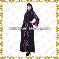 MF20410 winter new arrival muslim dubai fashion kaftan