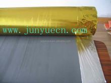 Heating film, flooring insulation, underlayment