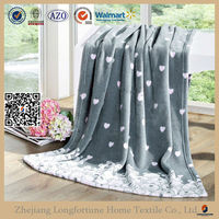 made in china 100% acrylic blanket