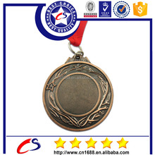 old and metal material type blank medal for sale