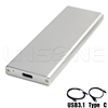 SSD enclosure case 2.5 inch hard disk drive