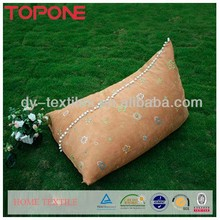 New design polyester sofa bean bag cushions outdoor