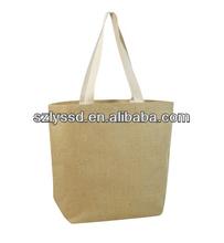 Eco-friendly Recycle Plain Jute Bag