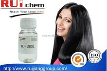Perm lotion agent Amodimethicone Equivalent to DC 2-8566 RJ-3801 hair conditioner shampoo