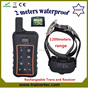 1200Meters rechargeable and waterproof remote control electronic collar for dogs with CE
