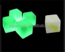 Neon-glo Ice Cube