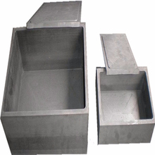 Graphite gold anode molds for sale