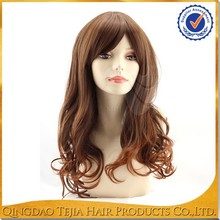 Fashion girls style belle madame german synthetic hair wig