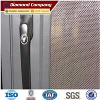 2015 anping security anti-theft window screen/ Stainless steel security anti-theft window screen