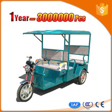 2014 hot selling 60v loading 1000kg double axle electric cargo tricycle