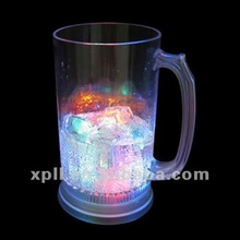 Supply light up plastic cups with Printing Logo for Party Decorations