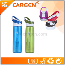 Colorful fitness alkaline negative ion water bottle