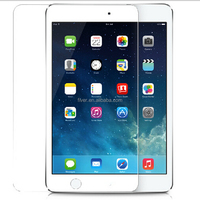 ultra thin 9H tempered glass screen protector/tablet accessories for IPad 2