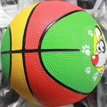 Custom print Logo Mini rubber Basketball Ball Size 3