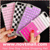 New deluxe glitter for apple iphone 6 case 4.7 bling rhinestone case supplier , for crystal diamond iphone6 case cover