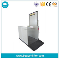 Factory hot-sale small home lift, vertical lift for disabled people