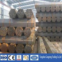 scaffold black steel pipe for concrete