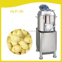 Commercial automatic potato peeler potato peeling and washing machine