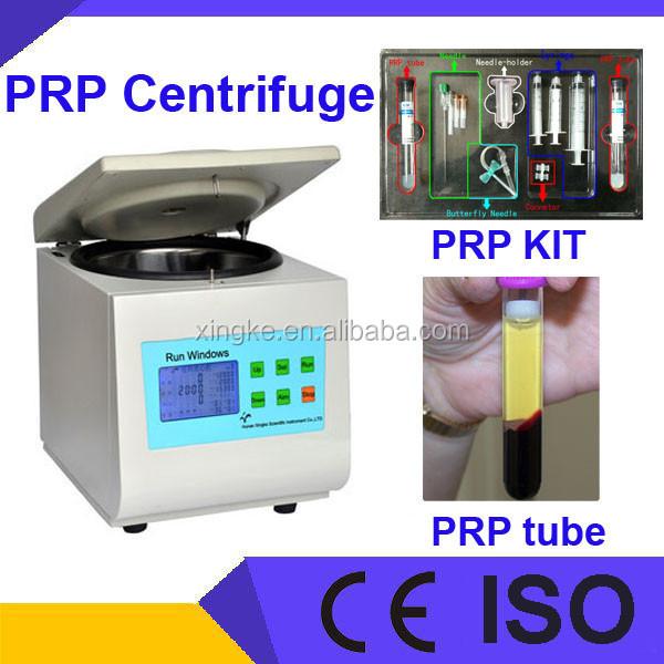 Tıbbi prp centriufge/saç dökülmesi tedavisi prp tıbbi santrifüj
