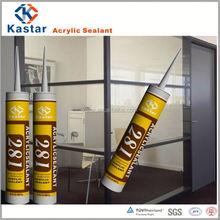 Siliconized acrylic latex sealant in 300ml Kastar 281