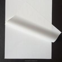 BOPET white film for building material