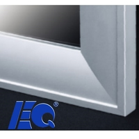 Wholesale Practical Kitchen Cabinet Glass Door Aluminum Profile