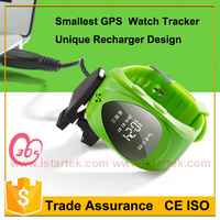 Children mini GPS Watch Tracker PT-718ii with IOS and Android APP