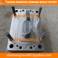 3 plate injection mould