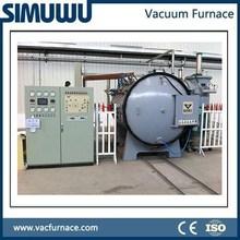 PLC vacuum nitriding furnace, China, vacuum heat treatment furnace for steel industry