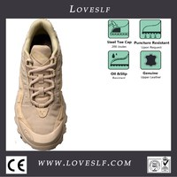 Loveslf Waterproof Combat Military Boots desert low-top Military Boots