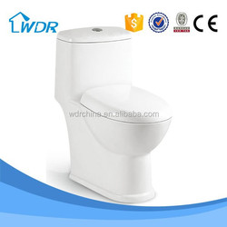 Energy Saving solid surface siphonic alibaba chinese one piece toilet