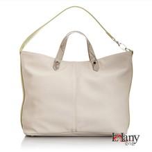 New model lady best travelling handbag shoulder lunch cooler bag with shoulder strap