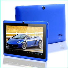 bulk wholesale android tablets,tablet q88,7 inch android tablet pc
