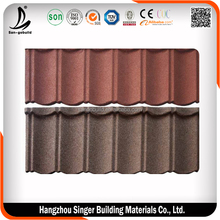 Aluminum Zinc Galvanized Steel Roofing Tiles/ Color Coated Metal Roofing System