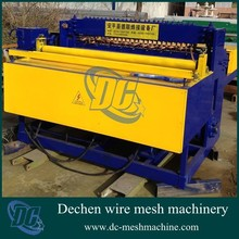 (OEM) 2015 Advanced synchronous electric welded stainless steel wire mesh machine for breed aquatic mesh