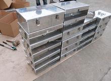 Aluminum alloy truck tool box
